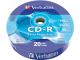 Verbatim CD-R Extra protection