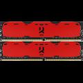 Kit Dual Channel 8 GB (2x4 GB) GoodRam Iridium