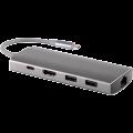 Helmet 9 Port USB-C Mini Dock