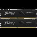 Kit Dual Channel 32 GB (2x16 GB) Kingston FURY Beast DDR4