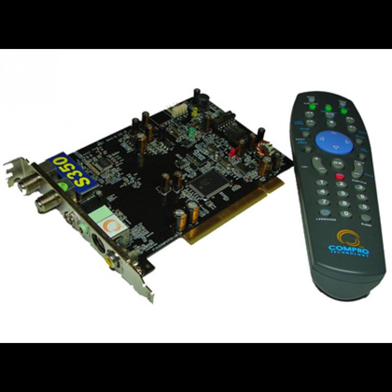 COMPRO VideoMate S350 Satellite