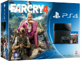 Sony PlayStation 4 Far Cry 4