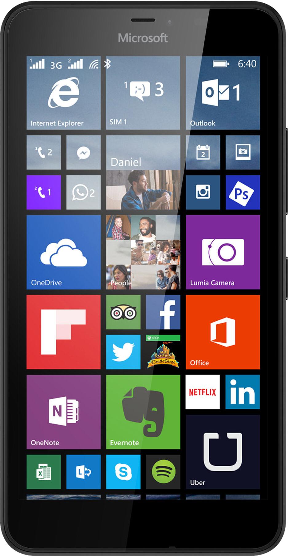 Microsoft Lumia 640 XL - цена, характеристики, купить ...