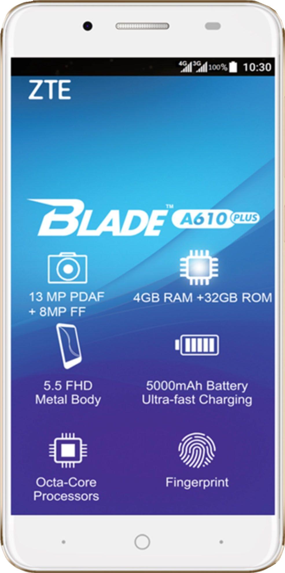 инструкция пользователя zte blade a610 plus